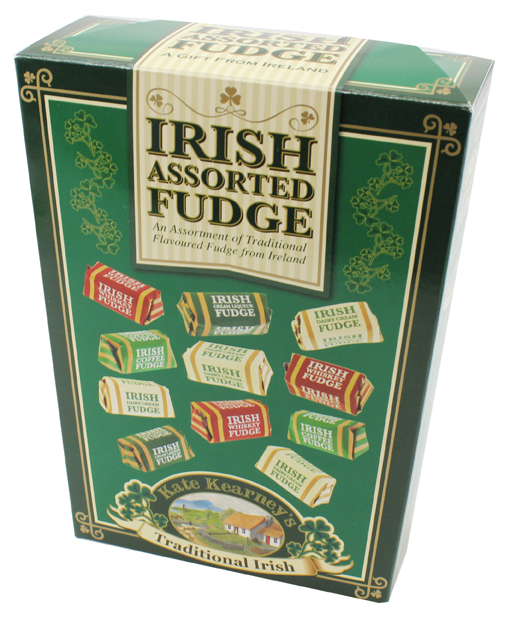 Irish Assorted Fudge - 400gms.