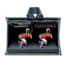 Guinness Toucan Cufflinks