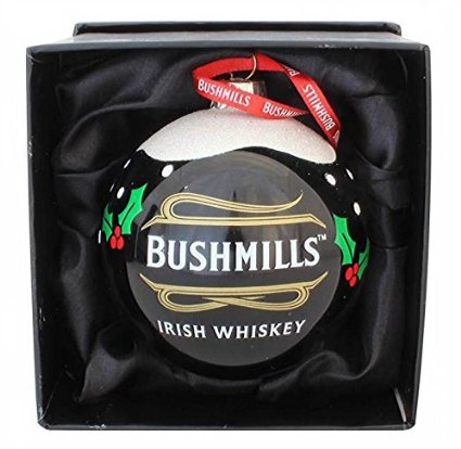 Bushmills Christmas Bauble - Click Image to Close