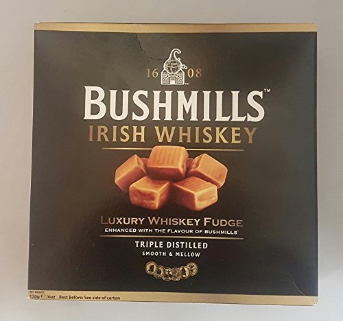 Bushmills Luxury Whiskey Fudge