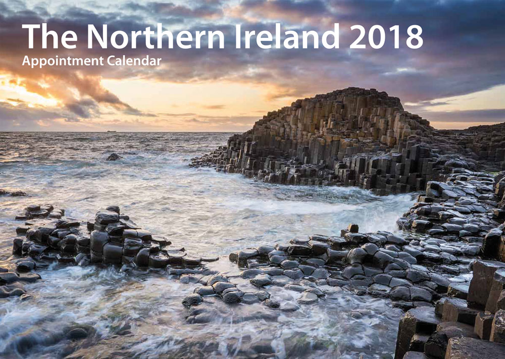Northern Ireland 2018 Appointment Calendar
