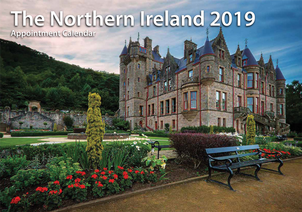 Northern Ireland 2019 Appointment Calendar