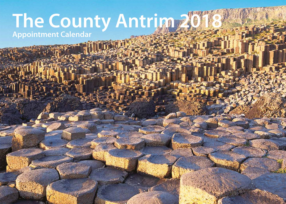 The County Antrim 2018 Appointment Calendar