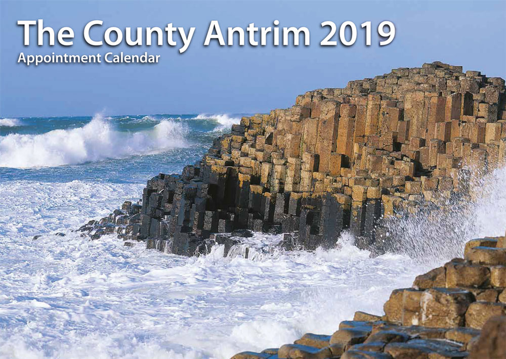 The County Antrim 2019 Appointment Calendar