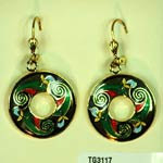 Tara ear-rings - tg3117