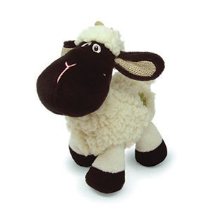 "6.5"" Daisy the Black Faced Sheep"