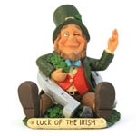 Luck of the Irish – Finnians Irish Figurines