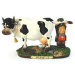 "Milking It – Finnians Irish Figurines (3.75"" x 7"")"