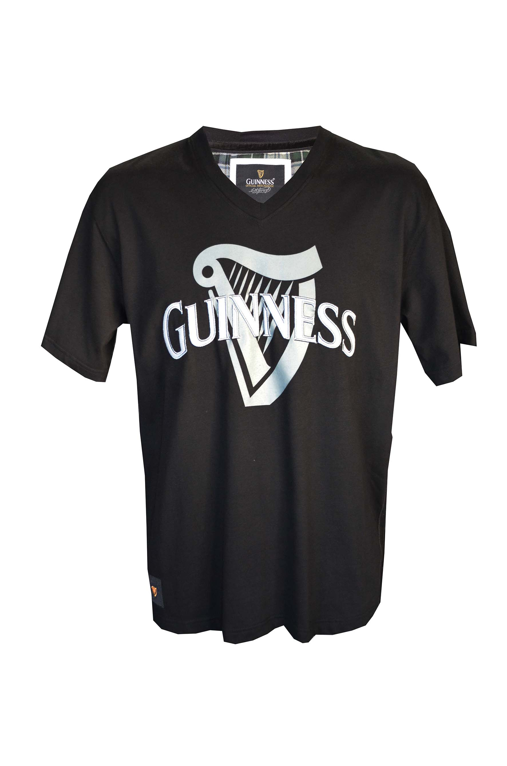 Guinness 1759 Premium Quality V Neck T Shirt
