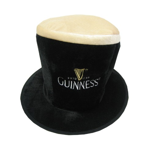 Pint of Guinness fun hat - Click Image to Close