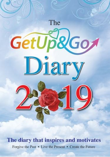 "The ""Get Up and Go"" Diary for 2019"