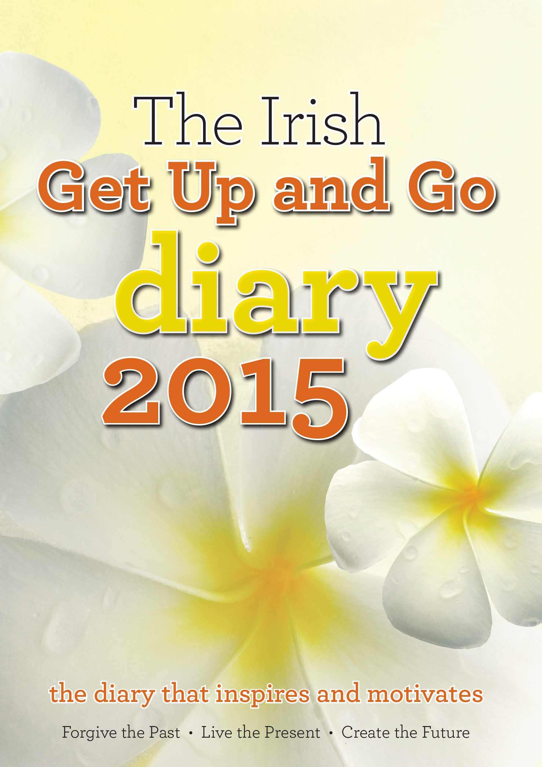 "The IRISH ""Get Up and Go"" Diary for 2015"