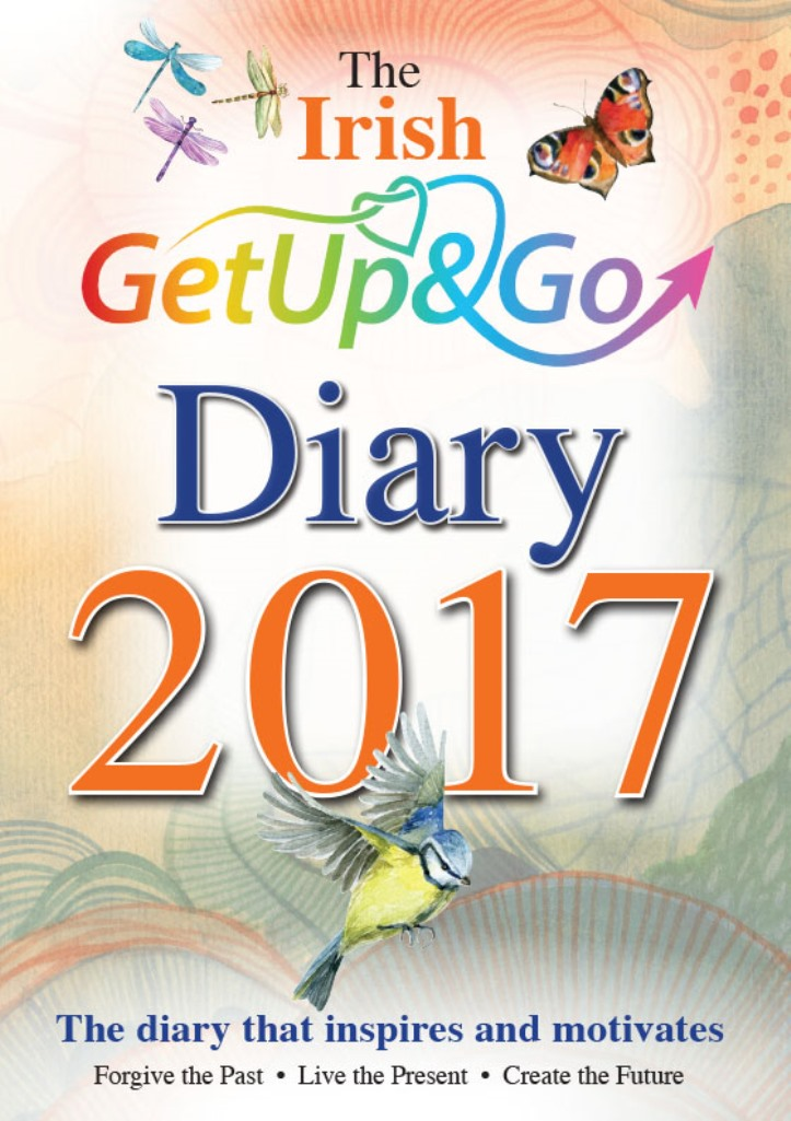 "The IRISH ""Get Up and Go"" Diary for 2017"
