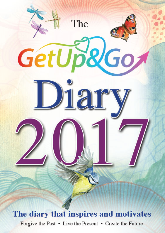 "The ""Get Up and Go"" Diary for 2017"