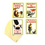 Pack of 20 Assorted Guinness Coasters