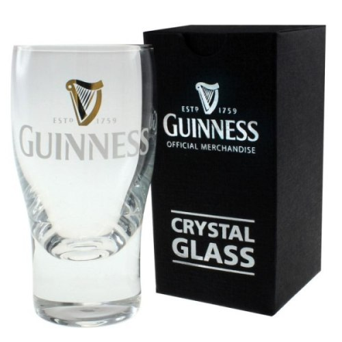 Guinness Crystal Shot Glass