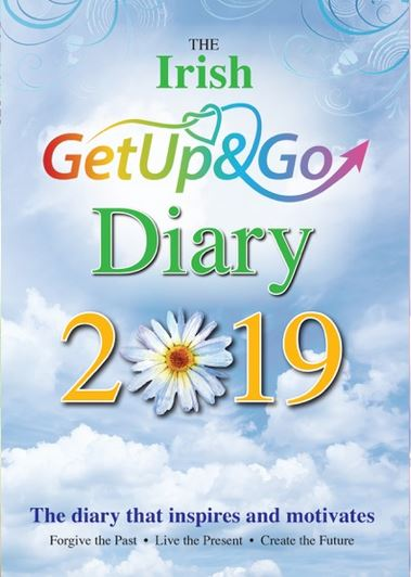 "The IRISH ""Get Up and Go"" Diary for 2019"