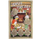Irish Bread tea towel