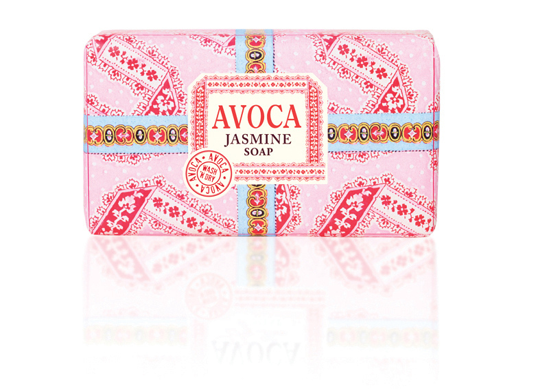 "Avoca ""Jasmine"" Soap 200gm"