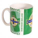 Nothern Ireland supporters mug