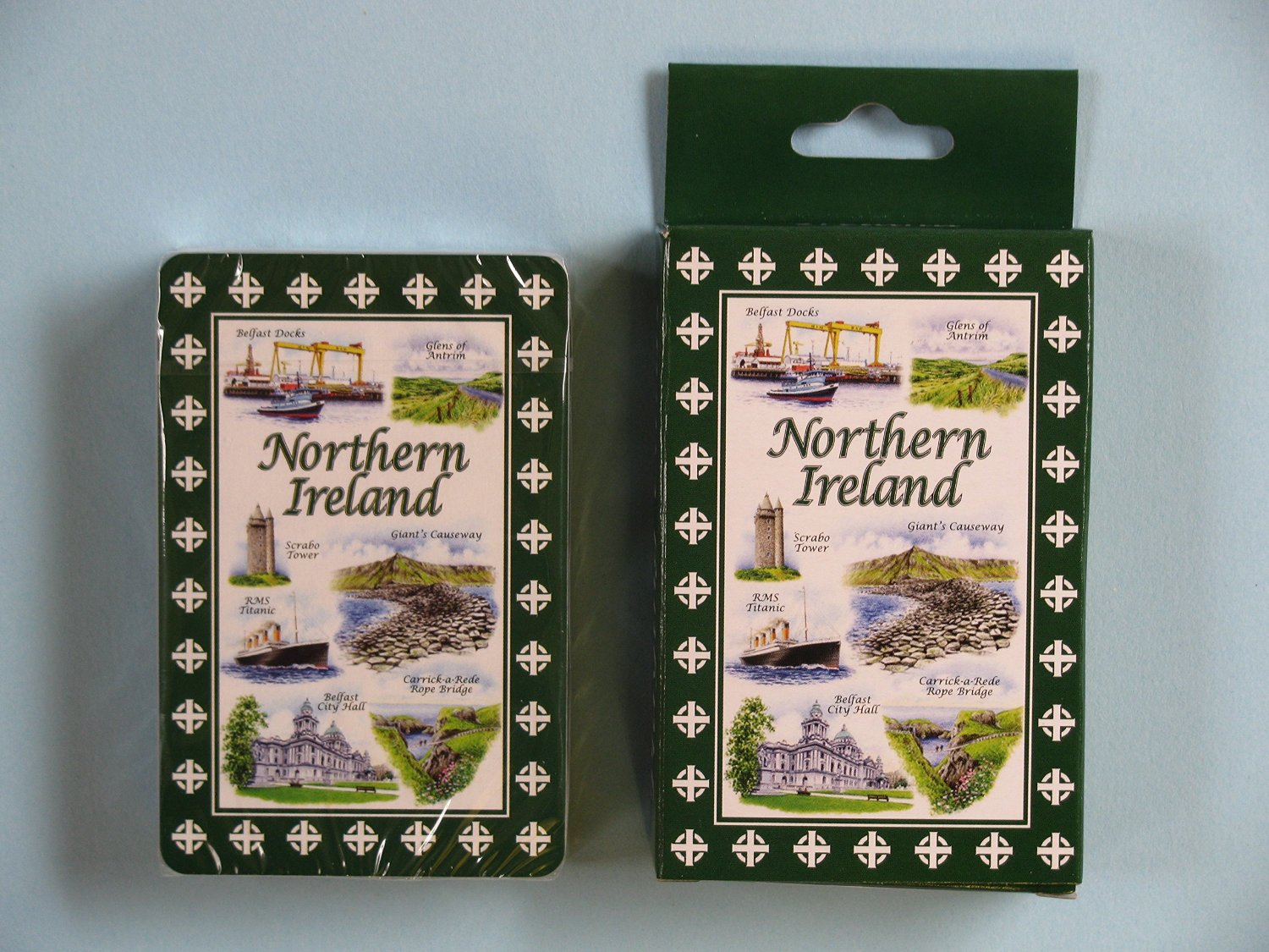 Northern Ireland Playing Cards
