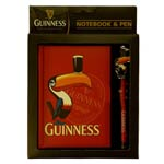 Guinness Notebook & Pen - Toucan design