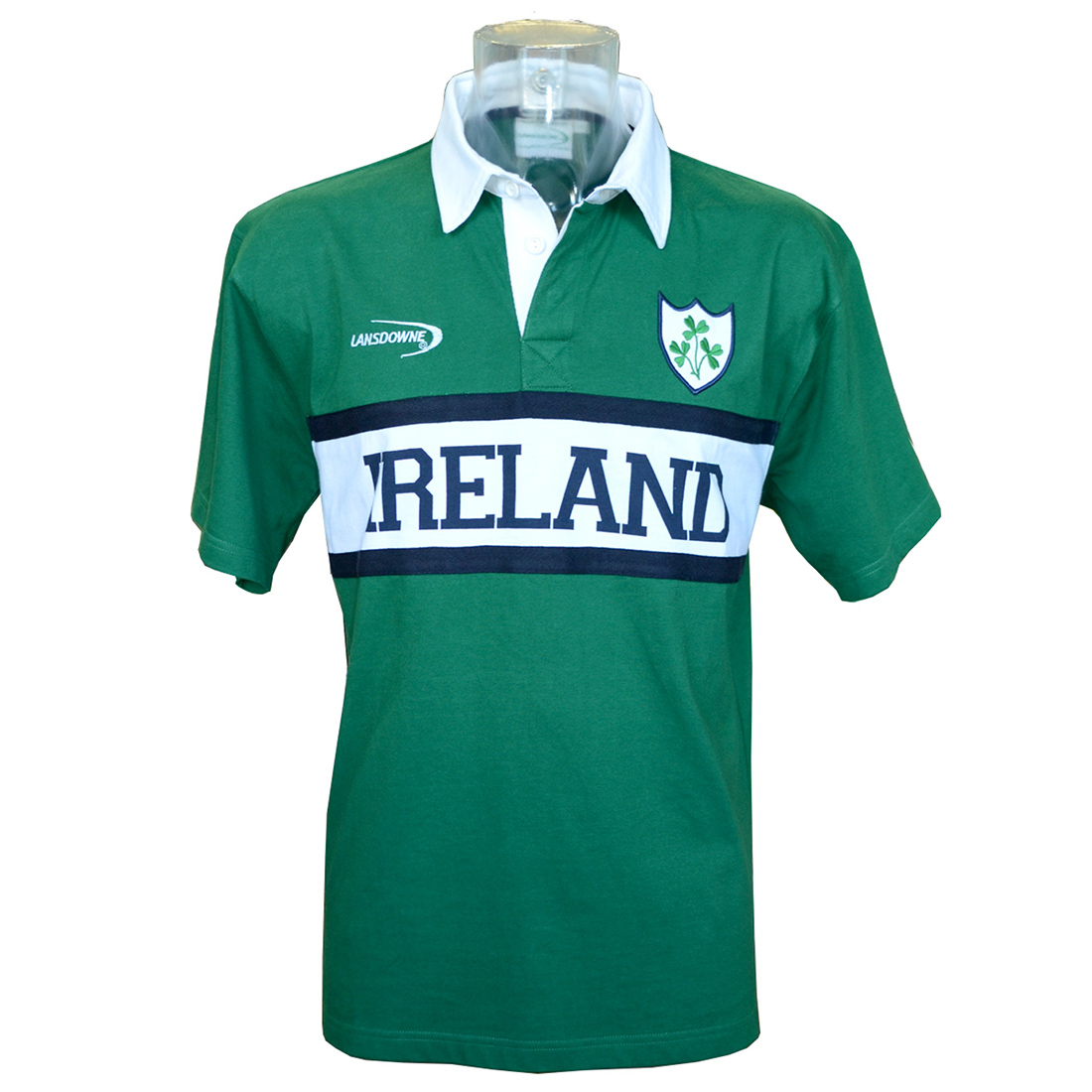 Ireland Panel Rugby Shirt (S - XXXL)
