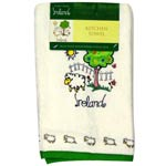 Irish Sheep Kitchen towel