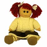 Annie Irish rag doll
