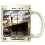 Titanic and Nomadic mug