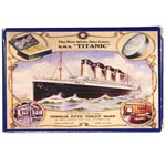 Titanic Vinolia Cream Bath Soap (Large 170gm bar)