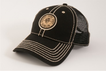 "Guinness Black Baseball Hat by ""American Needle"" USA (adjustable"