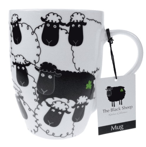 """The Black Sheep"" Mug from Ireland"