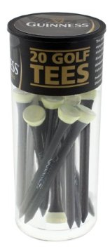 Guinness Golf Tees (pack of 20)