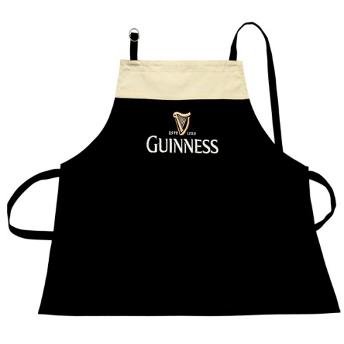 Guinness Chef's Apron - Click Image to Close