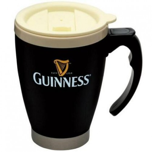 Guinness Standard Travel Mug