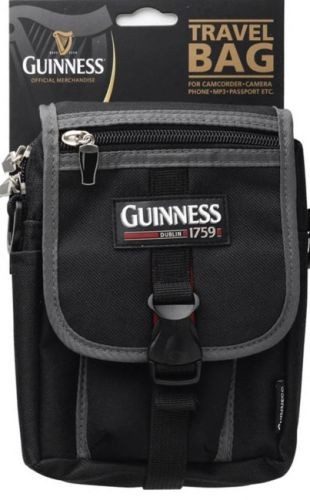 Guinness Travel Bag