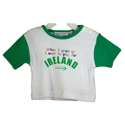Future Star Irish Kids T-Shirt - Click Image to Close