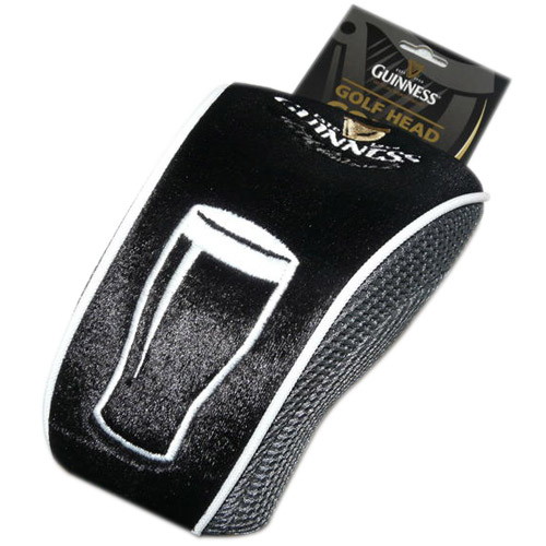 Guinness Pint Golf Head Cover - Click Image to Close