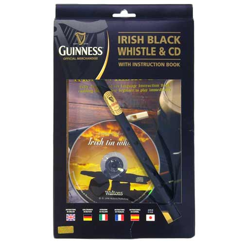 Irish Black whistle and CD - Click Image to Close