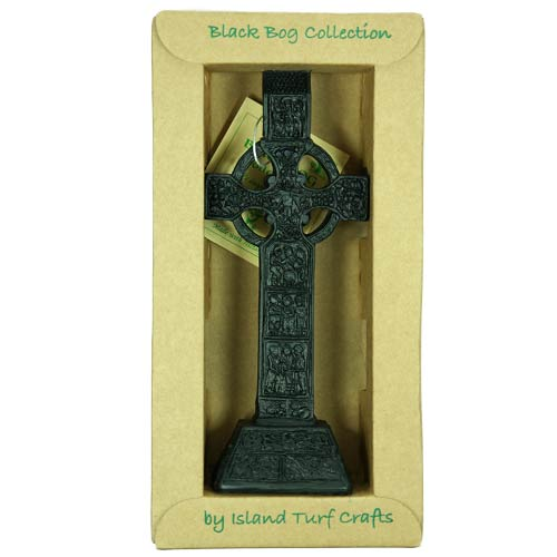 "Monasterboice Cross - large 7""- bk17 - Click Image to Close"