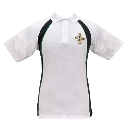 Northern Ireland football polo shirt - Click Image to Close
