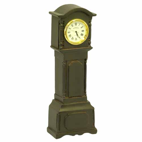 Turf Irish Grandfather Clock - Click Image to Close