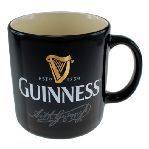 Guinness Signature Mug - Click Image to Close