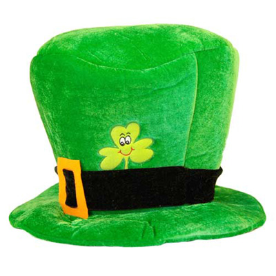 Top of the Morning Irish fun hat