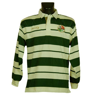 Ireland rugby shirt from the Heritage Collection