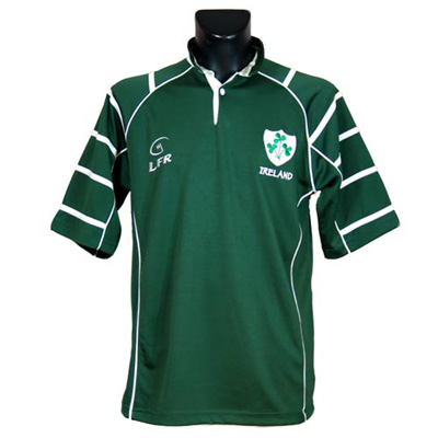 Replica Ireland rugby shirt