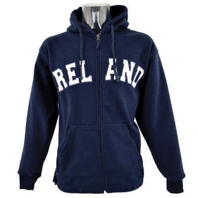 Navy Ireland Fleece