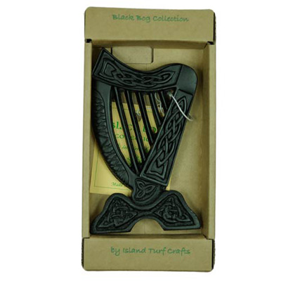 Small Irish harp - bk21