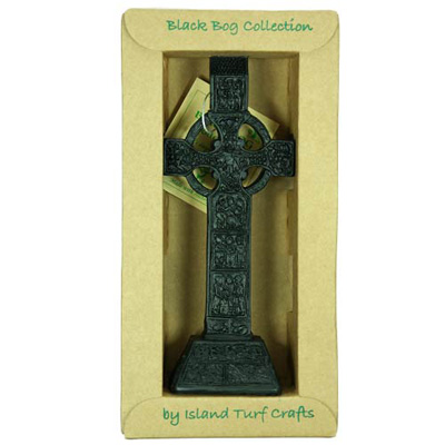 "Monasterboice Cross - large 7""- bk17"
